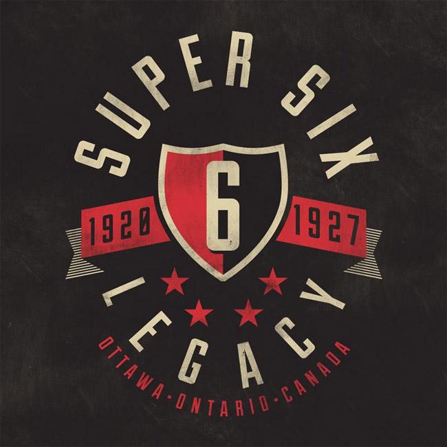 The Super Six Logo