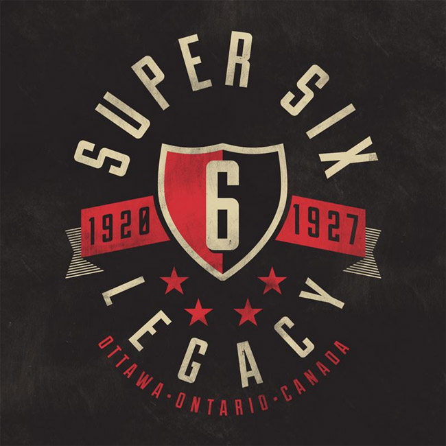 The Super Six Logo