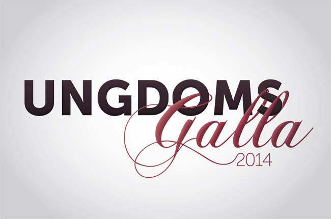 Ungdoms Galla 2014 Logo
