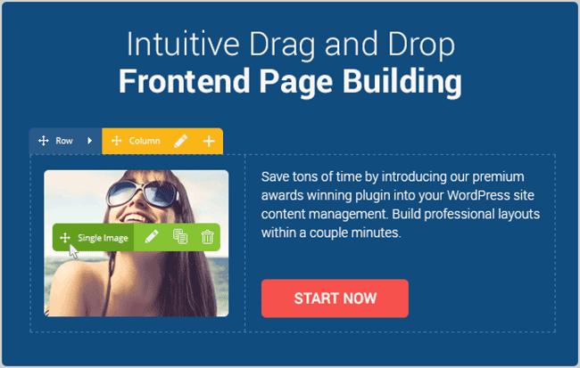Visual Composer Page Builder Plugin