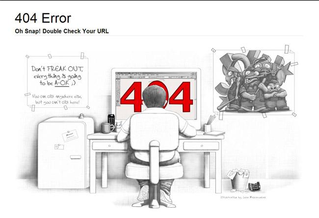 BrandCrowd Error Page