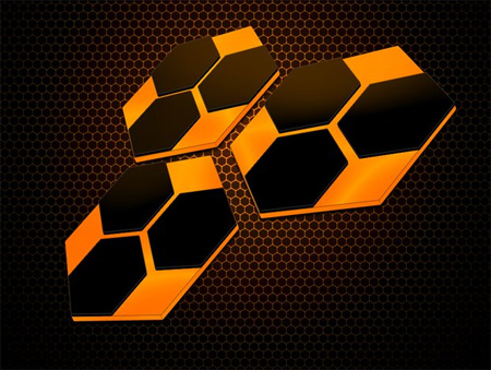 Hexagonal Logo