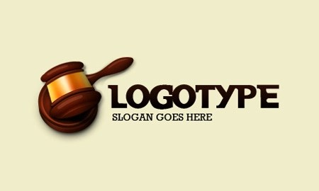 Legal Logo Design Template