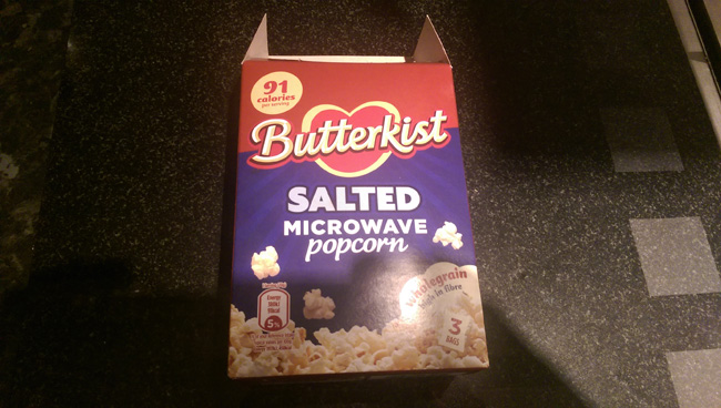 Butterkist Box