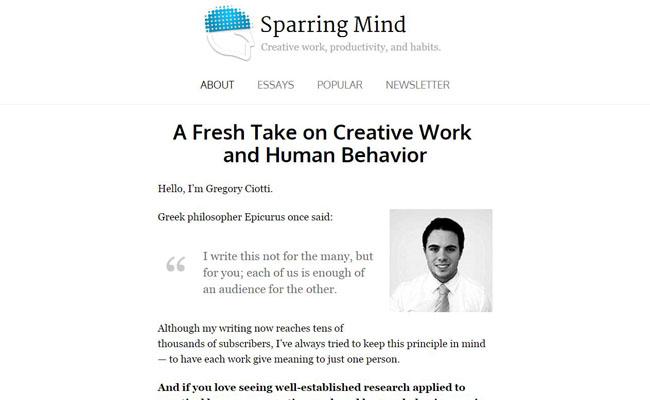 Sparring Mind