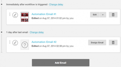 Automation Emails