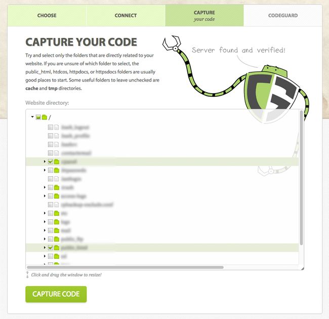 Capture Your Code