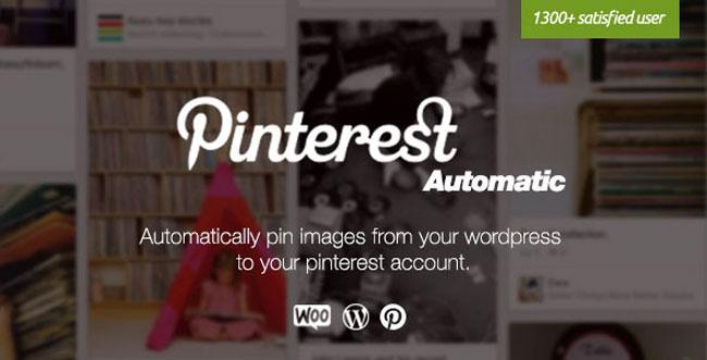 Pinterest Automatic Pin Plugin