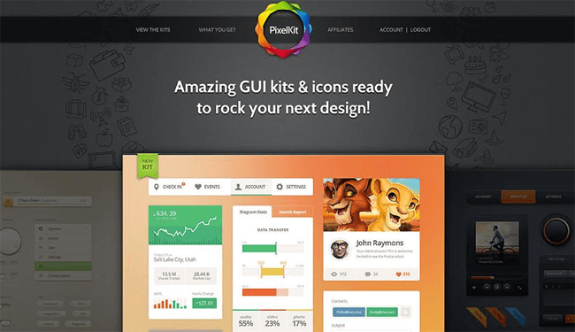 PixelKit Home Page