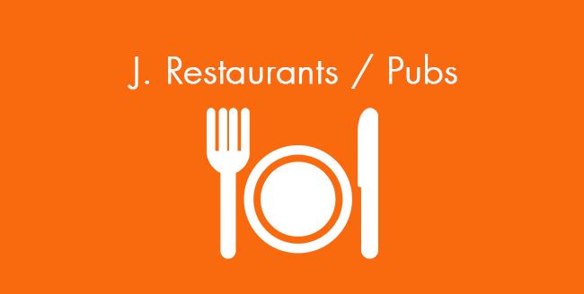 Productive Procrastination - Restaurants