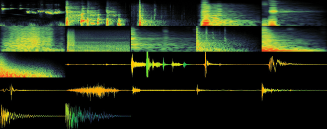 Cool Audio Waves