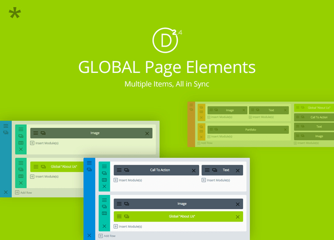 Global Page Elements