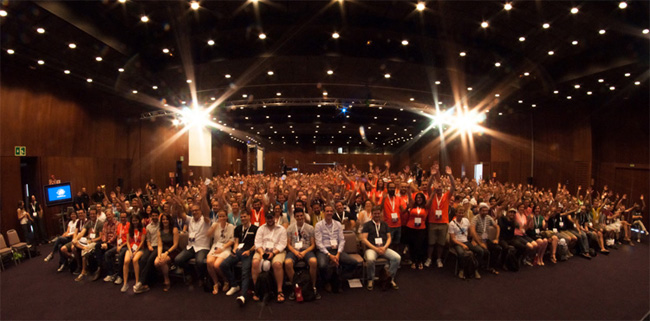 WordCamp Europe Group Photo