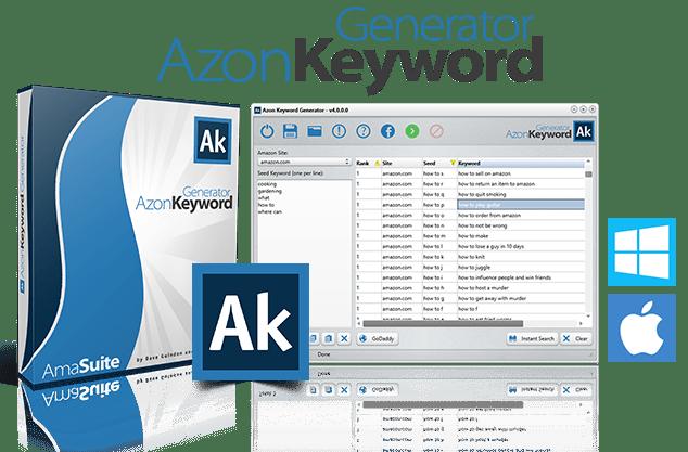 Azon Keyword Generator