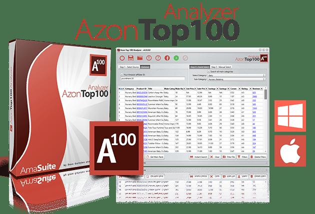 Azon Top 100 Analyzer