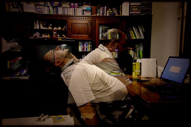 Stress by Giuseppe Savo
