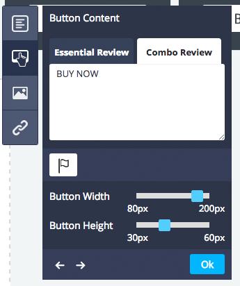 Button Content
