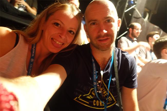 Selfie Before WordCamp