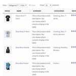 Improve Online Sales with WooCommerce Product Table