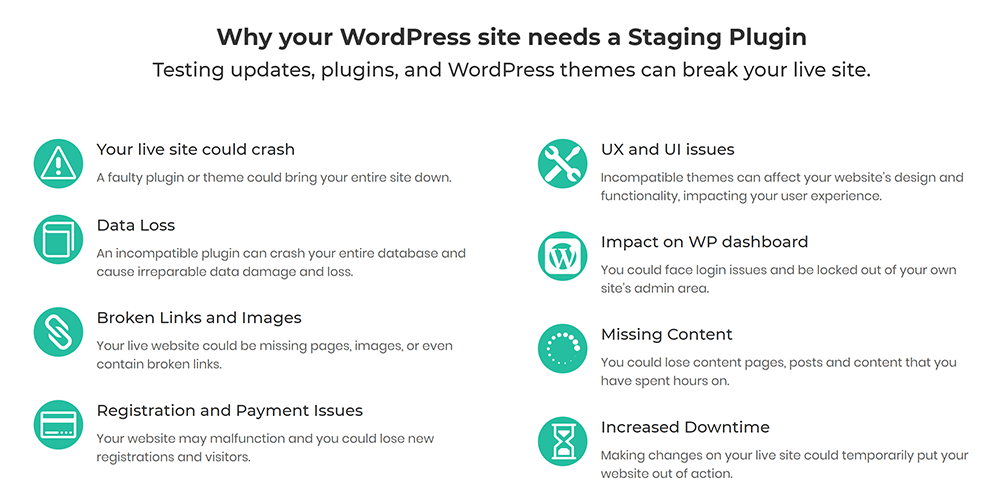Why Use Website Staging