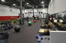 Strength and Conditioning Facility