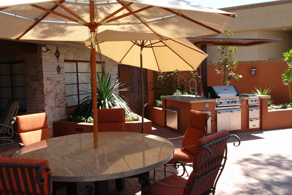 kitchen remodel tucson portable myeres landscape project in