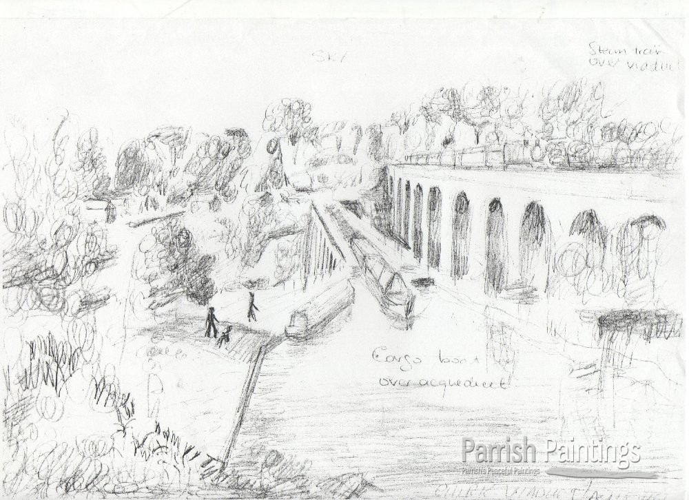 Aqueduct and Viaduct (Prints by Newcomers Gallery Ltd