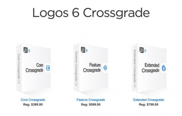 logos 6 crossgrade packages