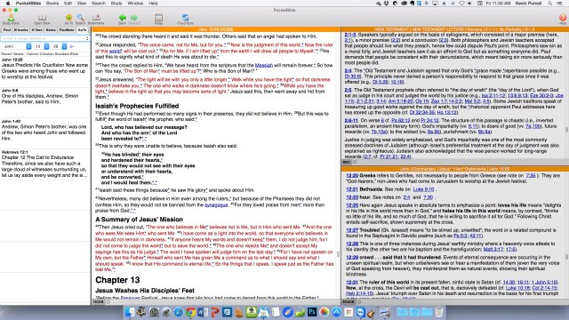 pocketbible for mac