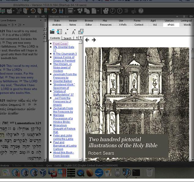bibleworks 10 epub reader