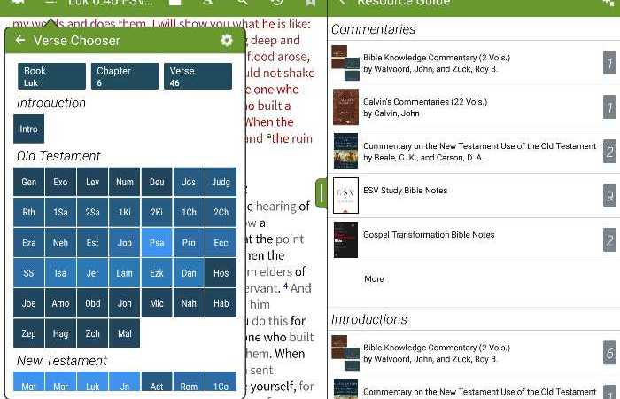 Bible by Olive Tree for Android Update Worth Wait