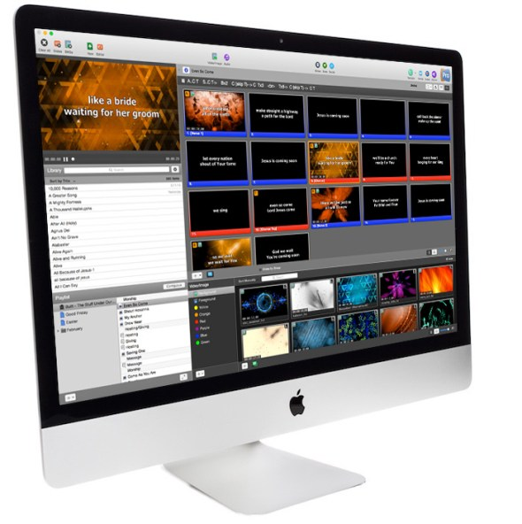 propresenter 6 for mac