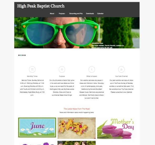 highpeakchurch.com