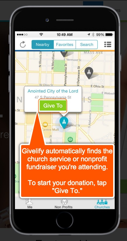 givelify app