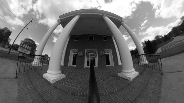 high peak church taken with ricoh theta s