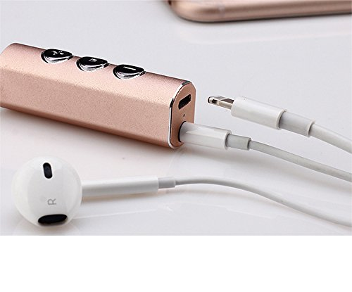 ALIWELL Lightning to 3.5mm Headphone Jack Adapter