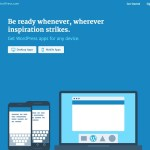 wordpress blogging site