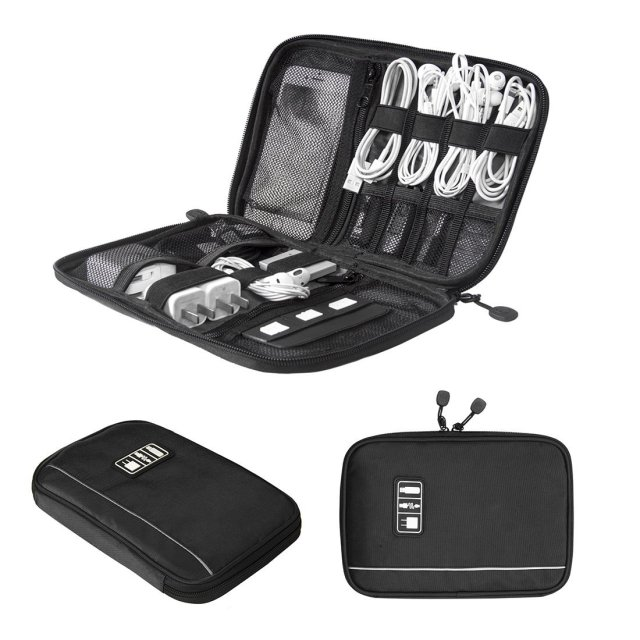 BAGSMART Travel Universal Cable Organizer