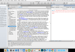 NACS in Accordance Bible Software