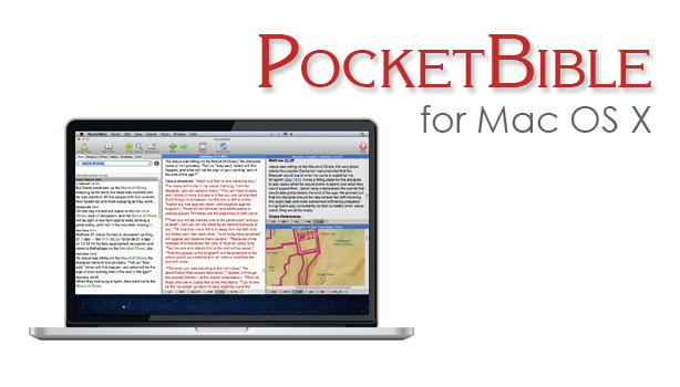 Laridian PocketBible for Mac 1.3 Update Released