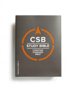 csb bible