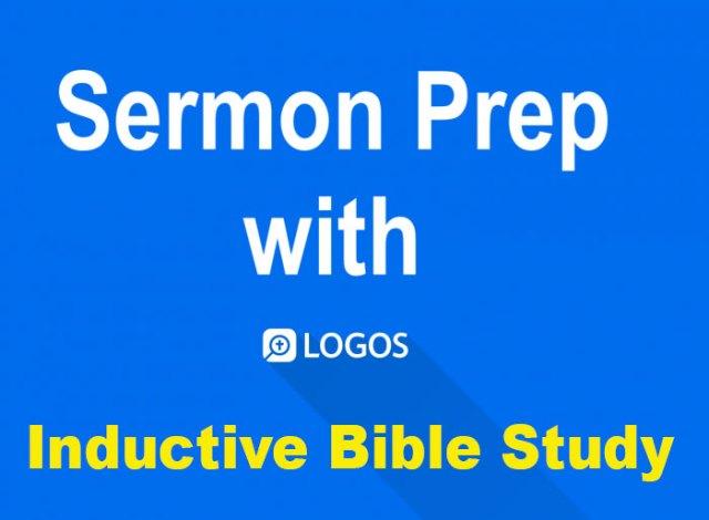 logos-sermon-prep-inductive-bible-study