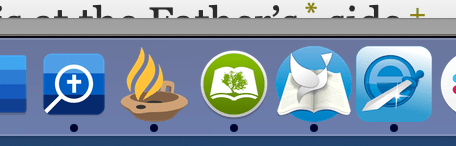 M1 MacBook Pro and Bible Study Apps