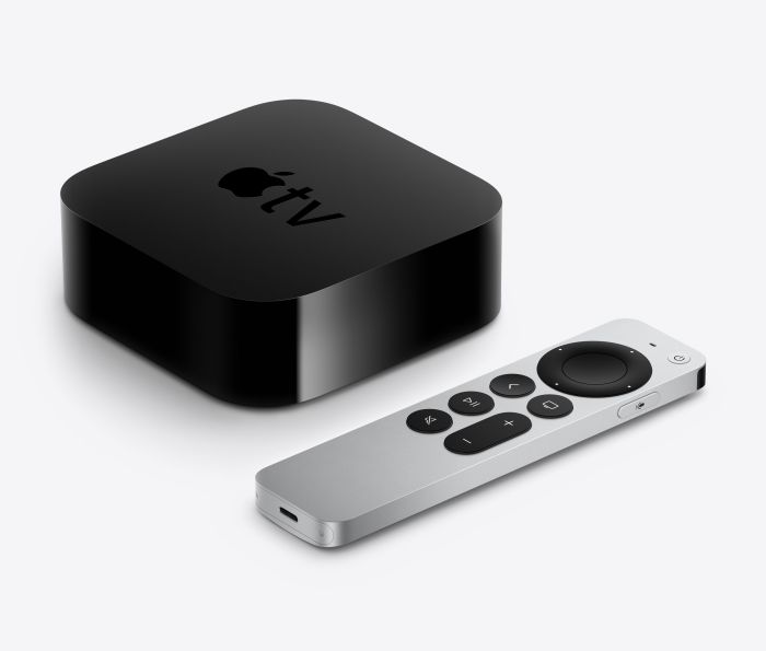 apple tv in church new remote