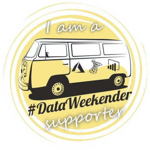 DataWeekender call for attendees