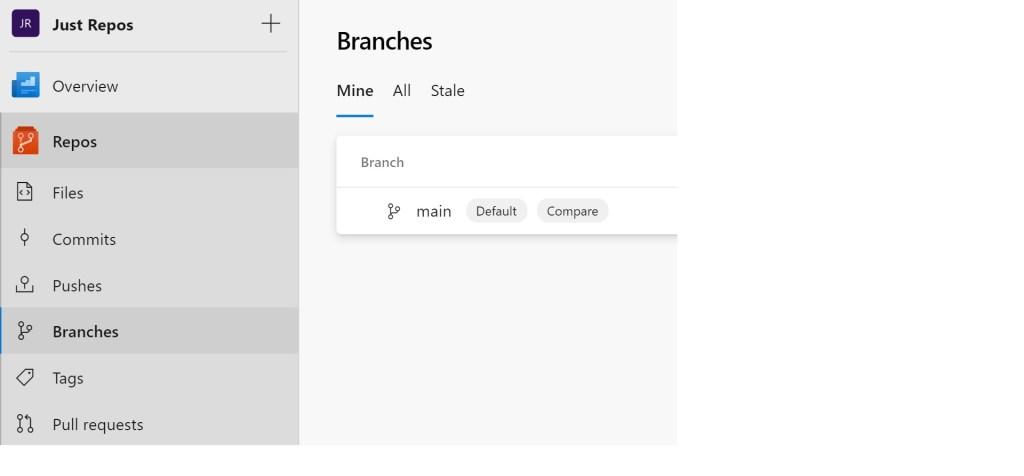Issues if renaming your main GIT branchin Azure DevOps