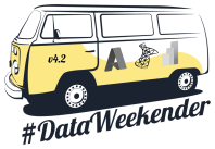 DataWeekender v4.2 logo, where I'd like to see more sessions relating to the increase in demand for Data Platform automation