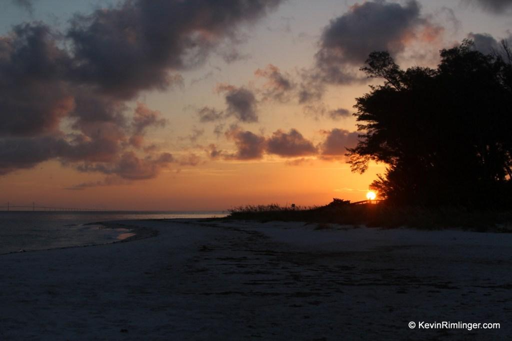 Sunrise at Anna Maria Island, Flordia