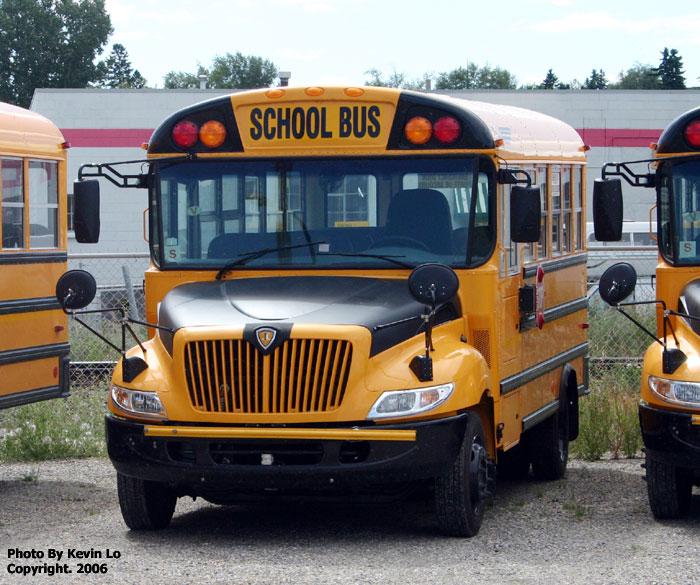Laidlaw School Bus Photos Calgary