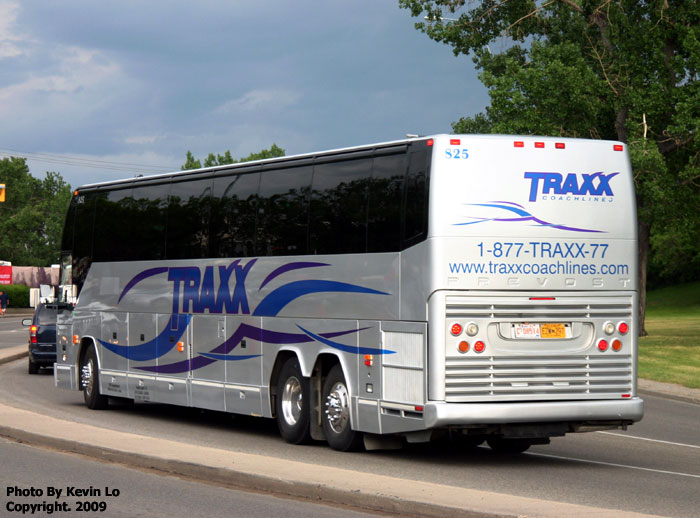 Traxx Coachlines To Tem Transportation Photos